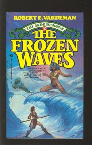 9780380897995: Frozen Waves (Jade Demons No. 2)