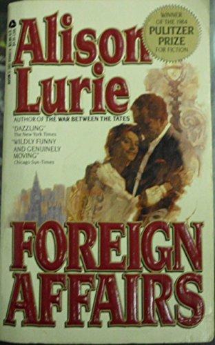 9780380898879: Foreign Affairs