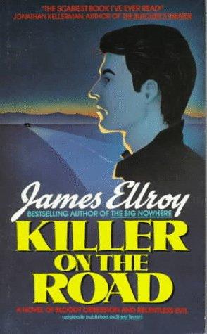 Silent Terror (SIGNED Plus SIGNED LETTER): Ellroy, James