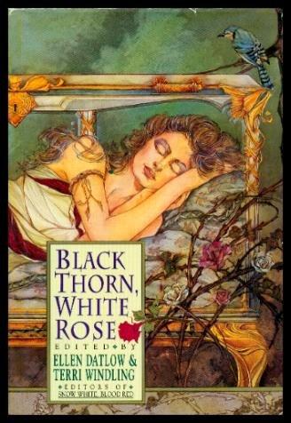 9780380972418: Black Thorn White Rose
