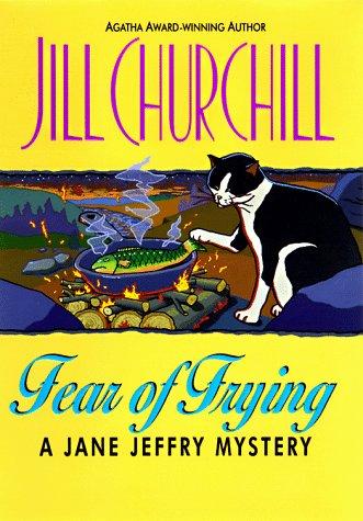 9780380973248: Fear of Frying (Jane Jeffry Mysteries, No. 9)