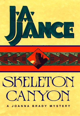 9780380973958: Skeleton Canyon (Joanna Brady Mysteries, Book 5)
