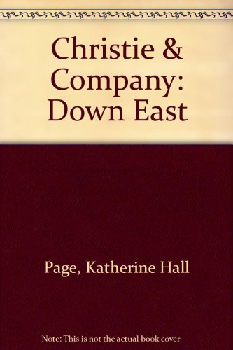 9780380973965: Christie & Company: Down East