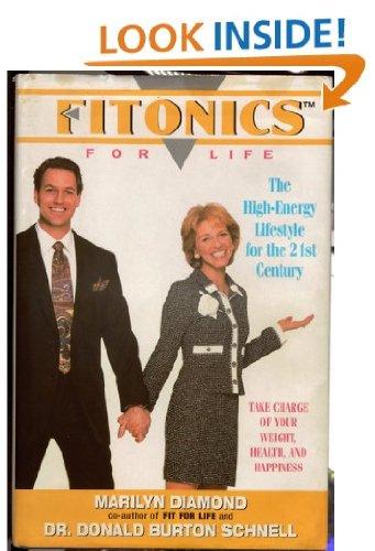 9780380974375: Fitonics for Life