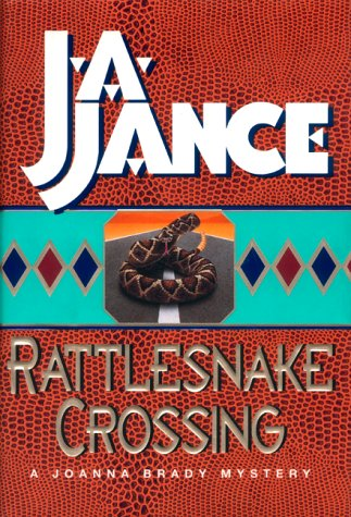 9780380974993: Rattlesnake Crossing