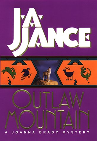 9780380975006: Outlaw Mountain (Joanna Brady Mysteries, Book 7)