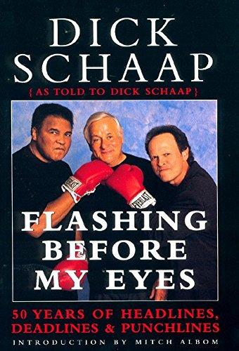 9780380975129: Flashing Before My Eyes: 50 Years of Headlines, Deadlines & Punchlines