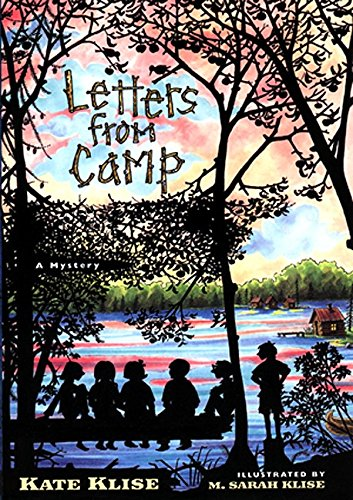 9780380975396: Letters from Camp (Avon Camelot Book)