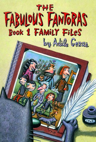 9780380975471: The Fabulous Fantoras: Family Files/Book One