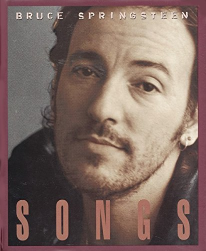 Bruce Springsteen: Songs (0380976196) by Bruce Springsteen