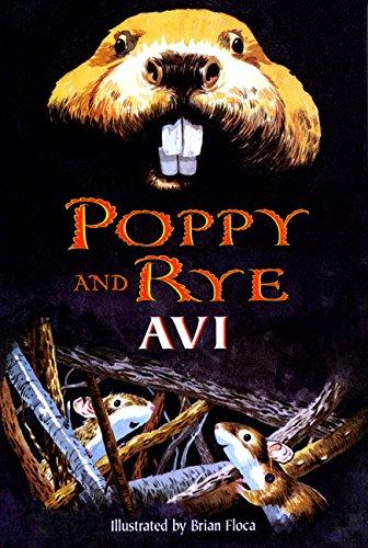 Poppy and Rye: Avi