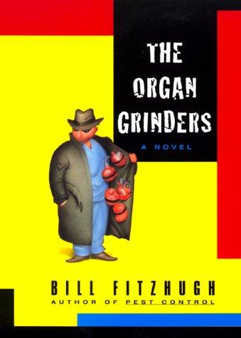 9780380976515: The Organ Grinders