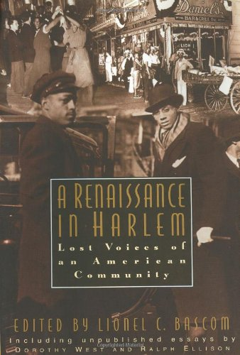 A Renaissance in Harlem: Lost Voices of an American Community