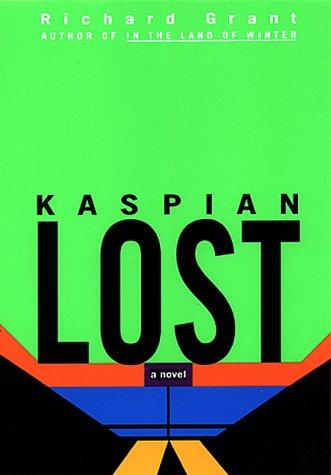 9780380976720: Kaspian Lost