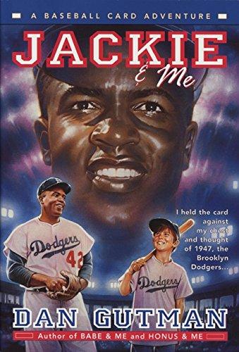 9780380976850: Jackie & Me (Baseball Card Adventures)