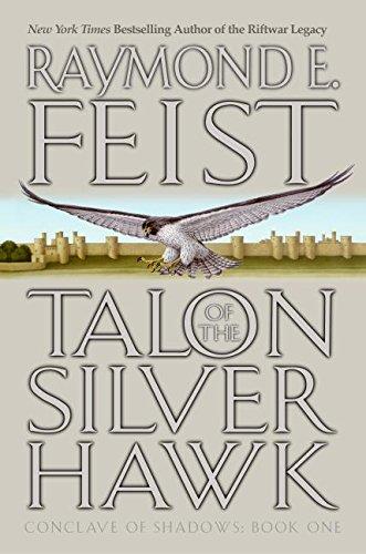 9780380977086: Talon of the Silver Hawk (Conclave of Shadows, Book 1)