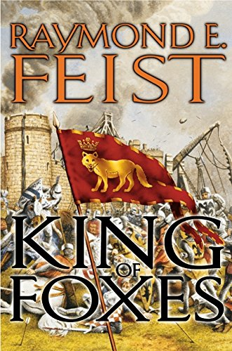 9780380977093: King of Foxes (Conclave of Shadows, Book 2)