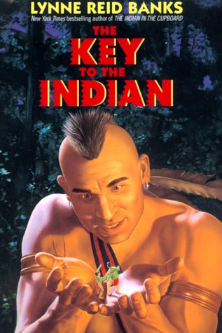 9780380977178: The Key to the Indian (Avon Camelot Books)