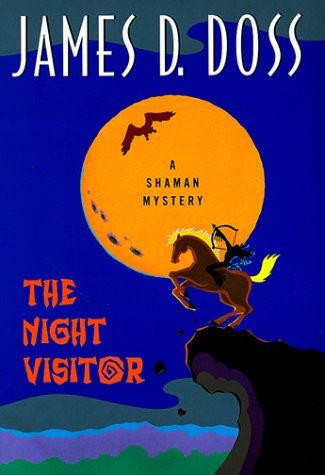 9780380977215: The Night Visitor:: A Shaman Mystery (Shaman Mysteries)