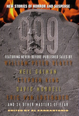 9780380977406: 999: New Stories of Horror and Suspense