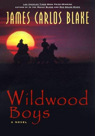 Wildwood Boys : A Novel: Blake, James Carlos