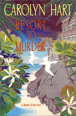 9780380977734: Resort to Murder (Henrie O Mysteries)