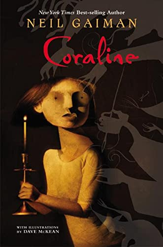 Coraline *SIGNED* Advance Reader's Edition of Graphic Novel