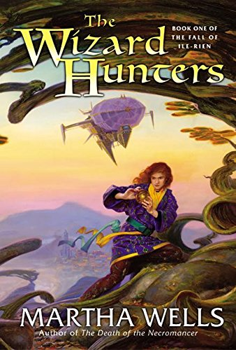 9780380977888: 1: The Wizard Hunters: Book One of the Fall of Ile-Rien (The Fall of Ile-Rien, Bk. 1)