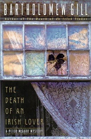 9780380977970: The Death of an Irish Lover: An Inspector Peter Mcgarr Mystery