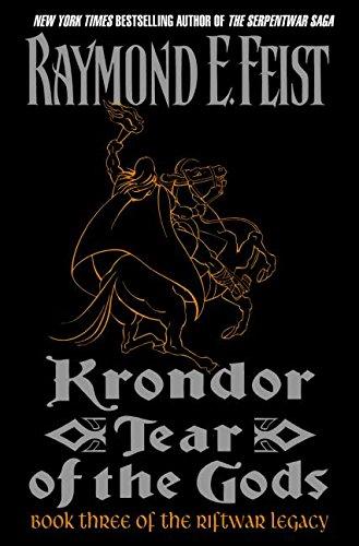 9780380978007: Krondor: Tear of the Gods: Book Three of the Riftwar Legacy