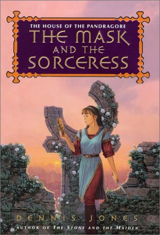 9780380978021: The Mask and the Sorceress