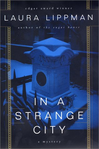 9780380978182: In a Strange City: A Mystery