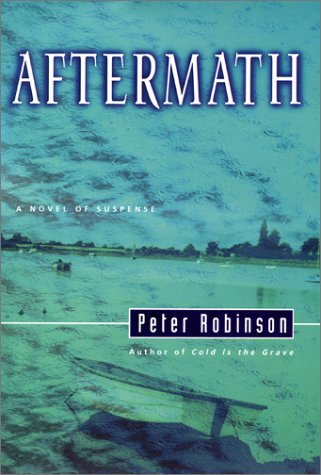 9780380978328: Aftermath: A Novel of Suspense