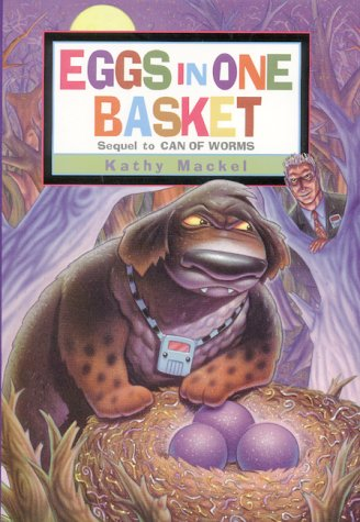 Eggs in One Basket: Kathy Mackel