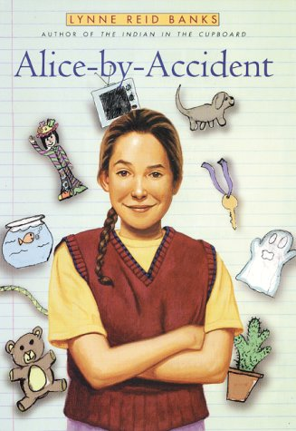 9780380978656: Alice-By-Accident (Avon Camelot Books)