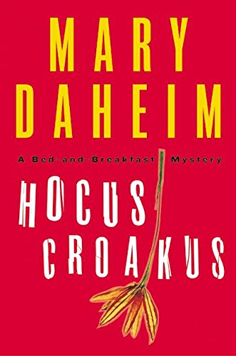 9780380978687: Hocus Croakus: A Bed-and-Breakfast Mystery (Bed-and-Breakfast Mysteries)