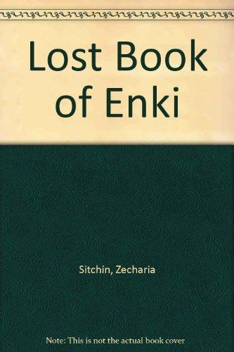9780380978731: Lost Book of Enki