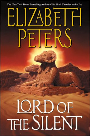 Lord of the Silent (0380978849) by Elizabeth Peters
