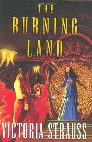 9780380978915: The Burning Land