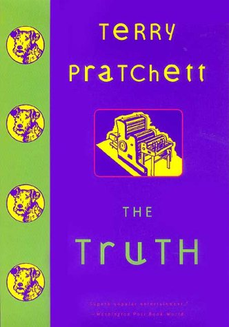 9780380978953: The Truth: A Novel of Discworld