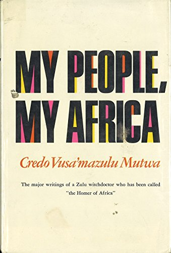 9780381981617: My People, My Africa