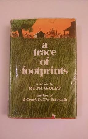 9780381982034: A Trace of Footprints: A Novel.