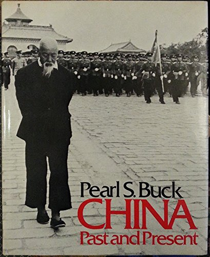 China Past and Present (SIGNED) - with Photographs by Henri Cartier-Bresson, Rene Burri, Hiroshi ...