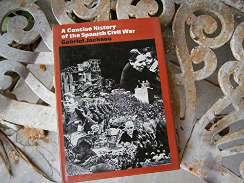 9780381982614: A concise history of the Spanish Civil War