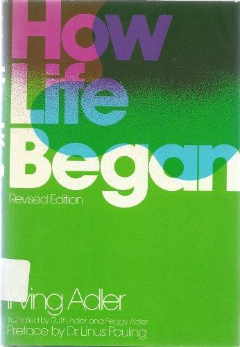 9780381996031: How Life Began