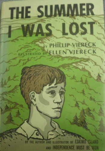 the summer i was lost: phillip viereck