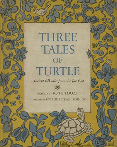 9780381996857: Three Tales of Turtle: Ancient Folk Tales from the Far East