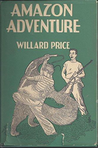 9780381997328: Amazon Adventure