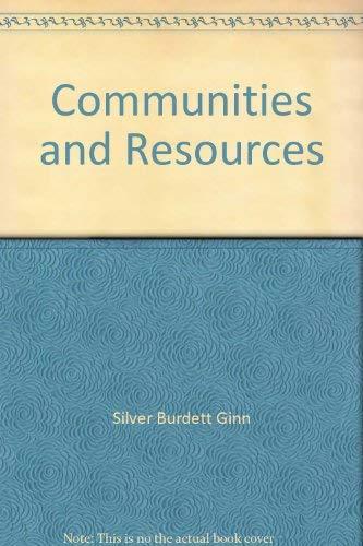 Communities and Resources: Silver Burdett Ginn