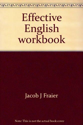 9780382033650: Effective English workbook [Grade 7]